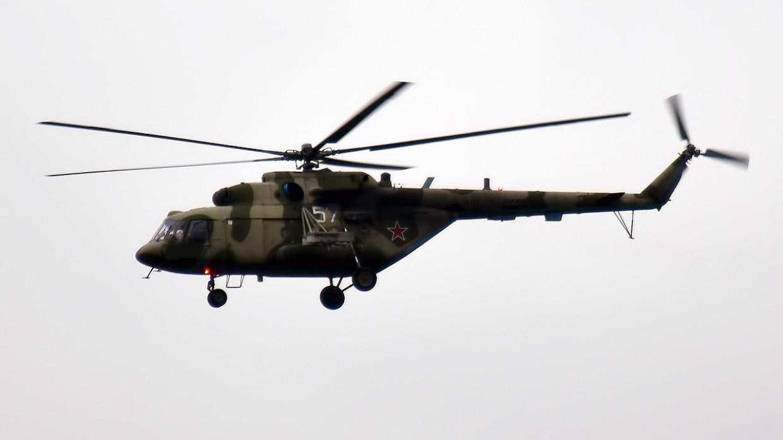 Легендарный вертолет Ми-8 отмечает 60-летний юбилей