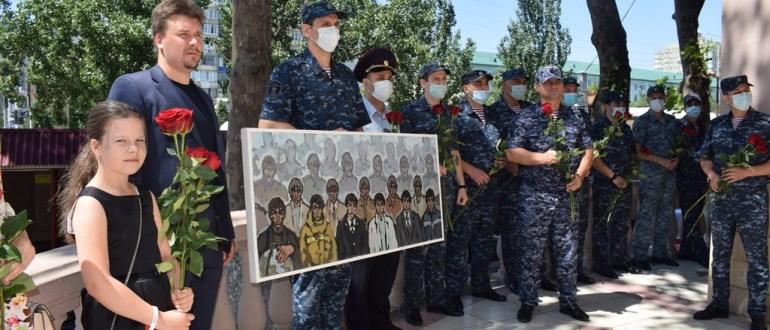 «Работайте, Братья!» - 5-летие подвига офицера росгвардии Магомеда Нурбагандова