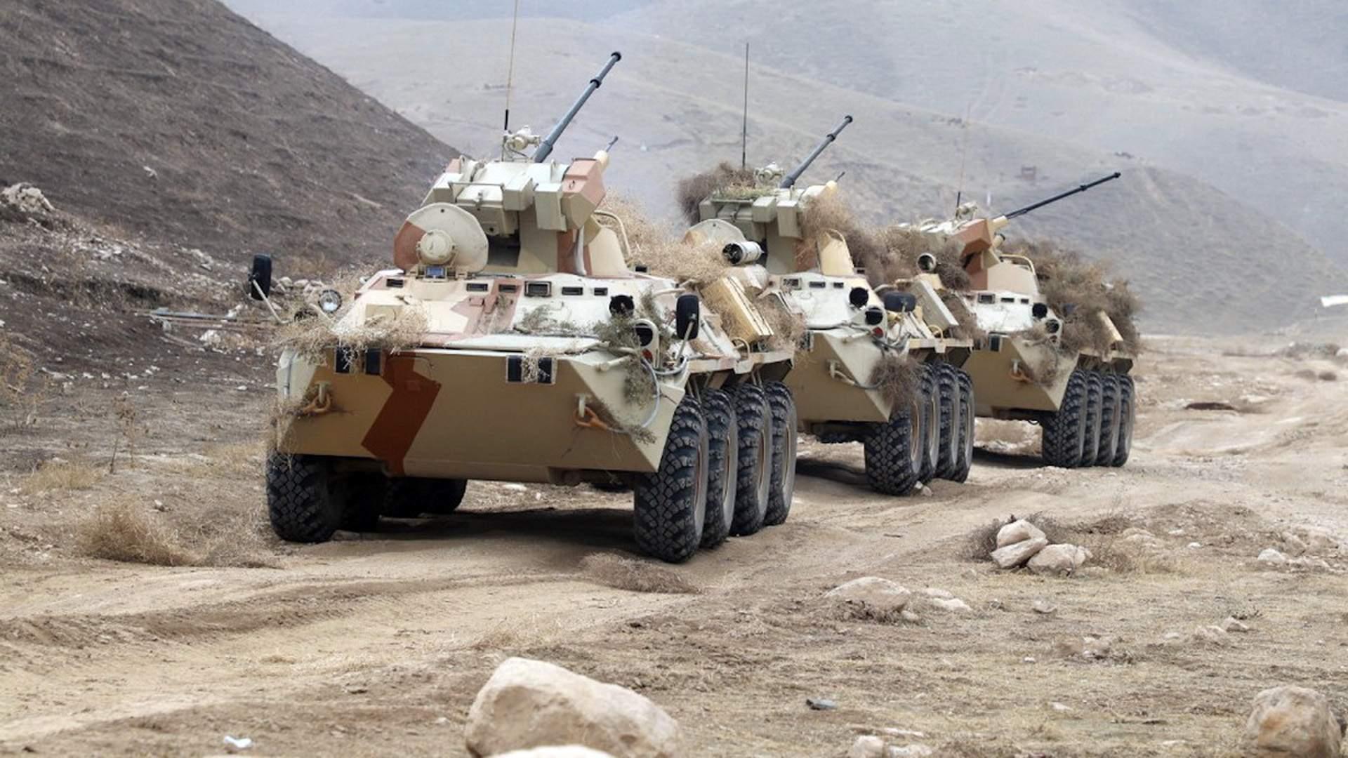 Вскрытая угроза: Россия проведет серию учений на афганской границе
