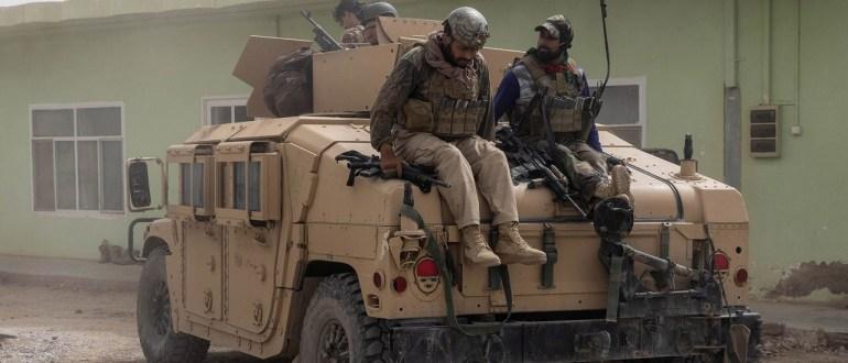 Афганский спецназ расформировали