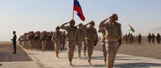 Российские базы в Киргизии и Таджикистане задействуют в случае агрессии из Афганистана