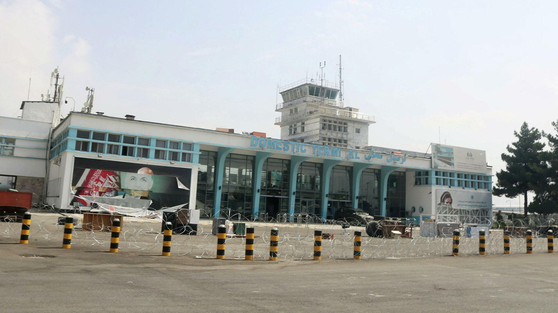 Спецназ «Талибана» со знаменосцем зачистил аэропорт Кабула