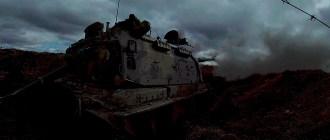 Артиллеристы ЦВО уничтожили «противника» в ходе ночных учений в Сибири