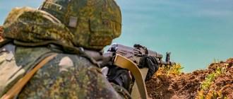 В Крыму стартовали крупные учения ВДВ