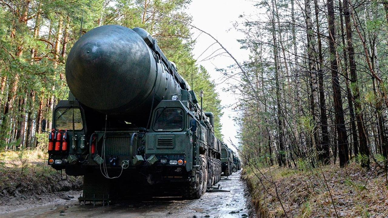 В Свердловской области начались масштабные учения грозных «Ярсов»