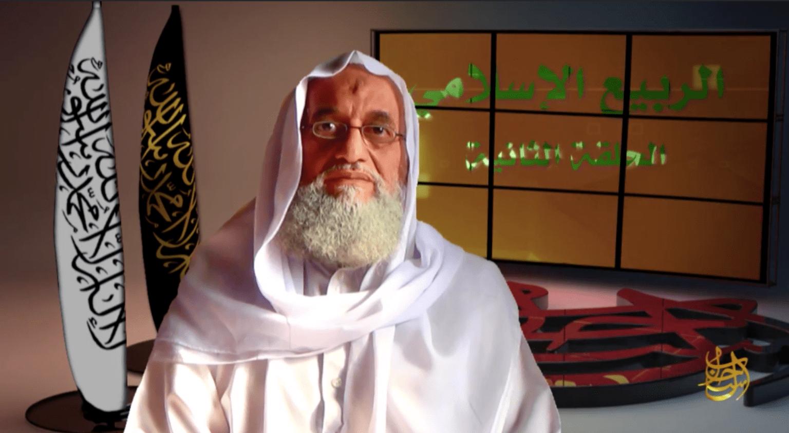 Главарь «Аль-Каиды» появился на видео