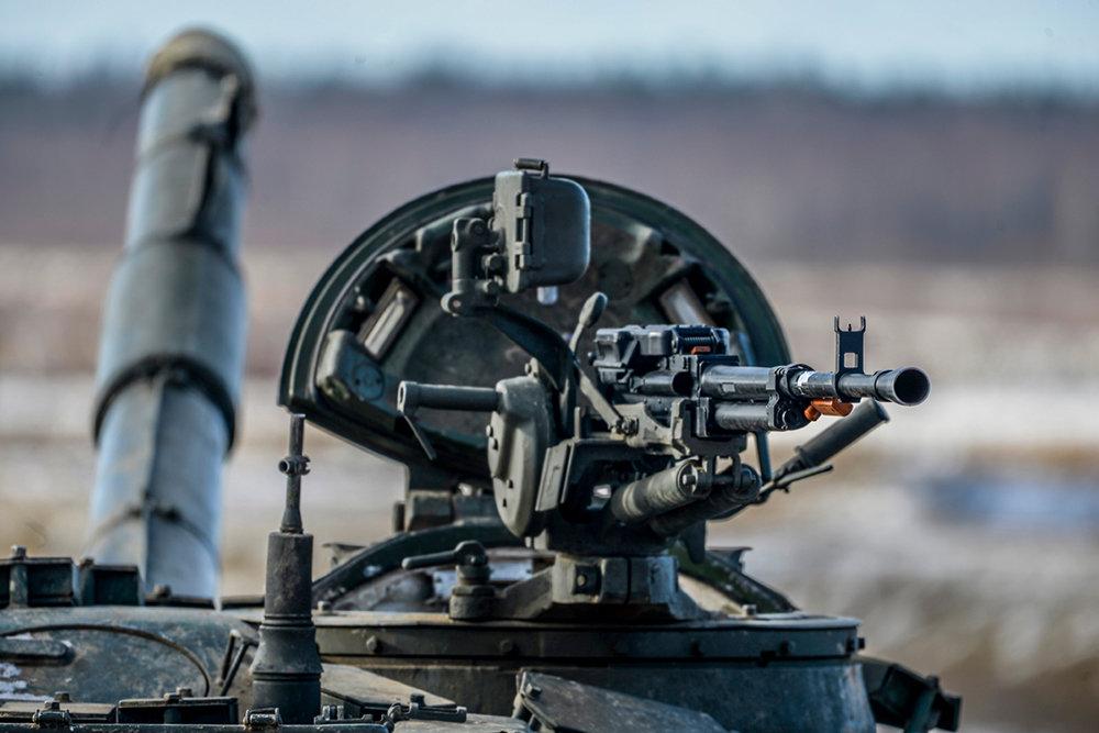 Новый прицел для крупнокалиберного пулемета разработали в России