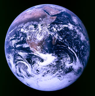 Gratuitous photo of the Earth, since its natural (mostly)