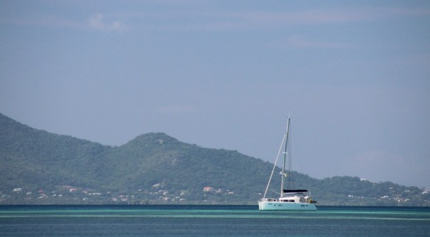 Sanuk at Frigate Island (St.Vincent and the Grenadines)