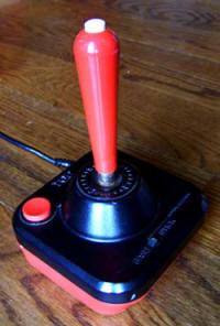 WICO command control joystick