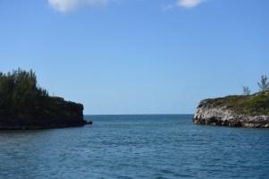 Leaving Hatchet Bay