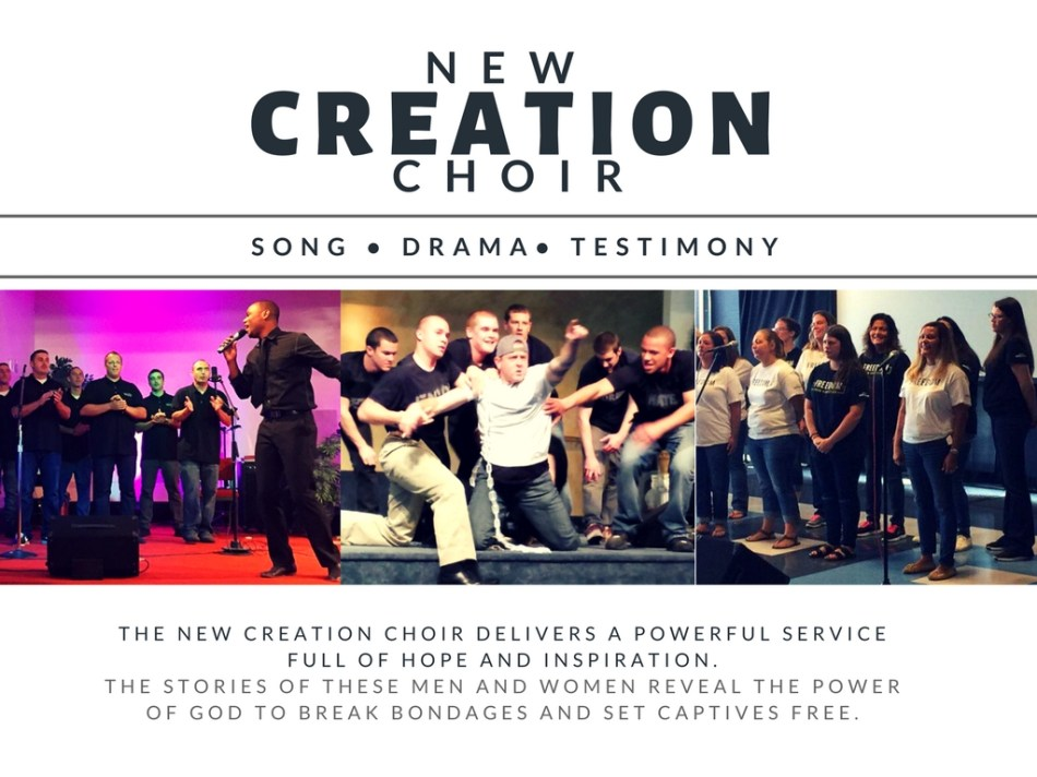 Teen Challenge Choir