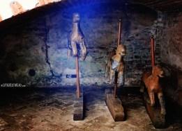 #Antigua_Santo Domingo_Spirits upon a carousel
