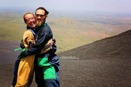 #Cerro Negro_Neil + Jessie
