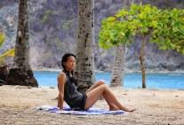 #Isla Tortugas_Helen chillin