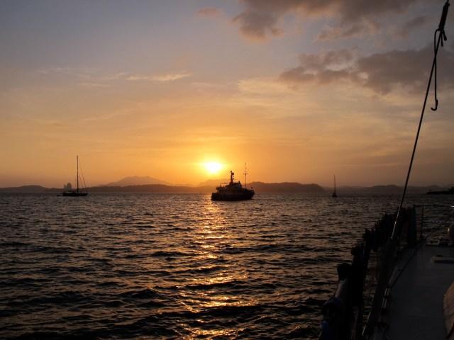 Sunset at La Playita