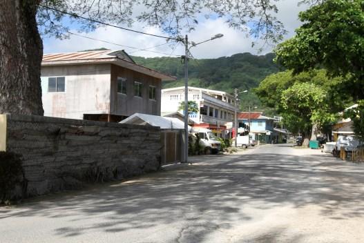 the main street, Fare