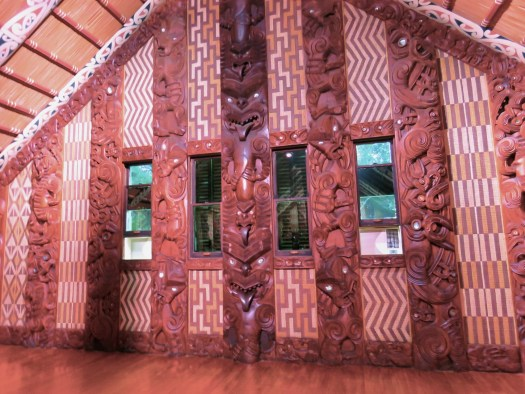 Inside the Carving House