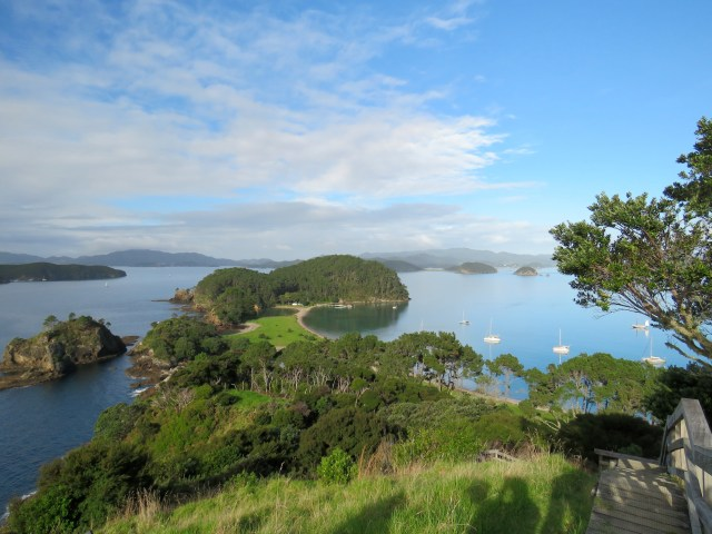 The Bay of Islands in all its' glory