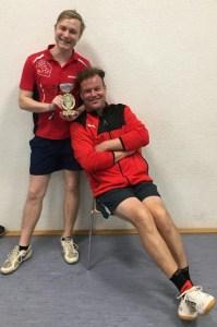 Vereinsmeister Doppel 2019