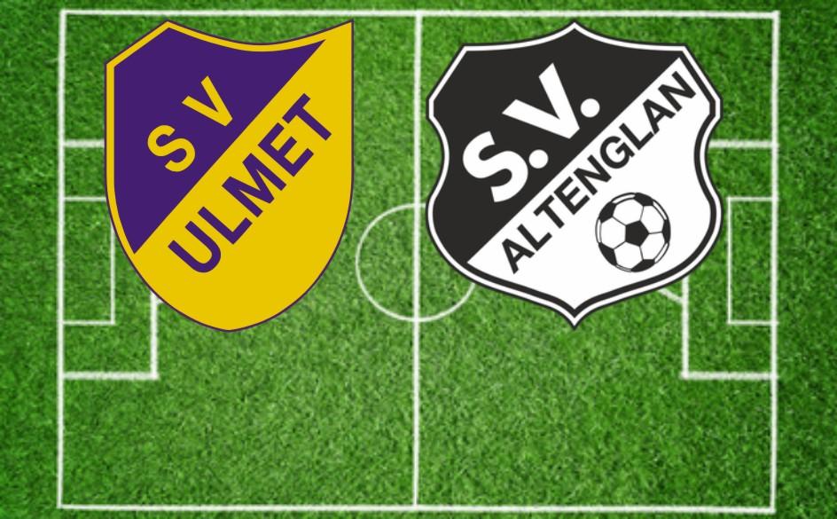 SV Ulmet gegen SV Altenglan