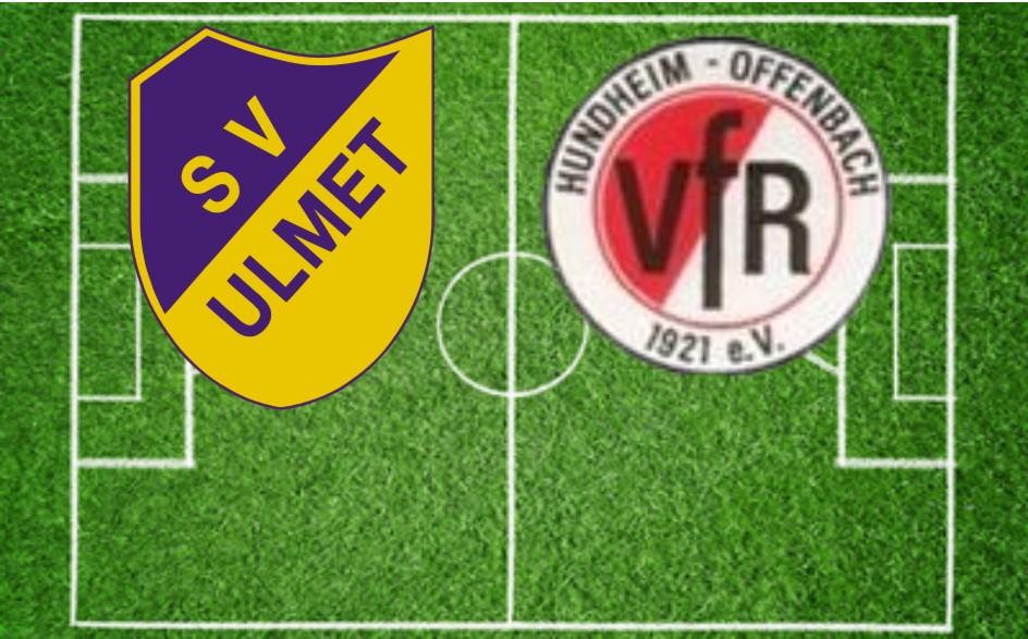 SV Ulmet gegen VfR Hundheim Offenbach