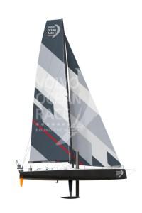 Volvo Ocean Race boat. VolvoOceanRace.com.