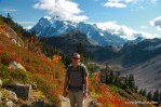 An opportunity to hike at Mt Baker National Park