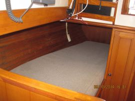Quarter-berth (Bill's Bunk)