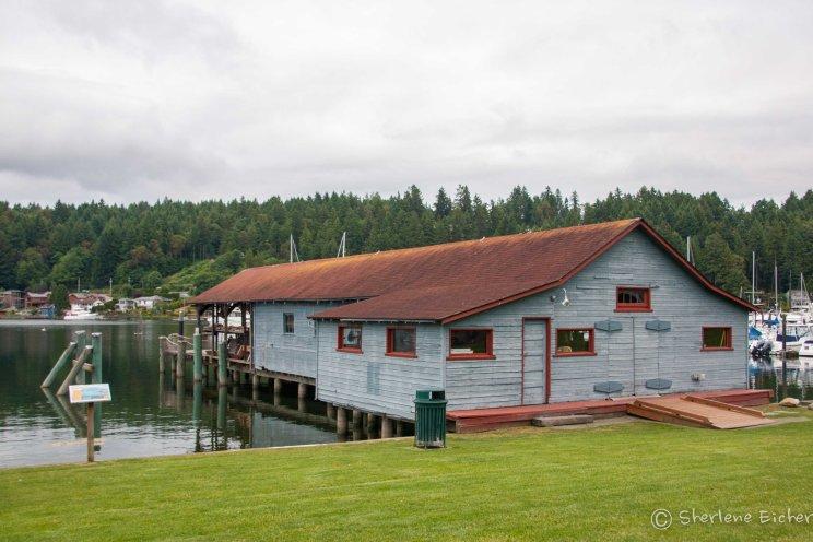 Skansie Boathouse