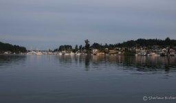 Looking East towards GH waterfront