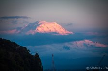 Our beautiful mountain!