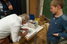Wilfried Erdmann zeichnet noch einen Klassiker