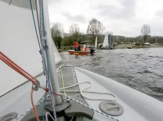 GoPro an Bord