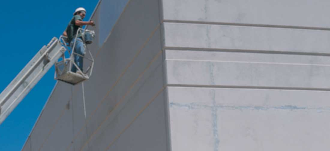 4 steps to concrete coating success at lower temperatures - What temperature is too cold to paint outside ...