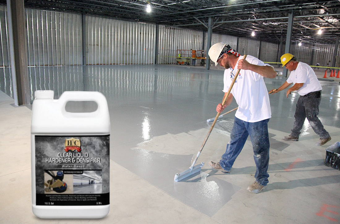 Concrete Densifiers: What You Need to Know – Commercial Pro