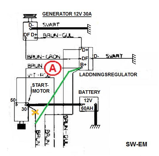 1800_wiring_diagram_excerpt_AMP_meter?resize\\\\\\\=541%2C532 gauge wiring diagram gandul 45 77 79 119 Boat Fuel Gauge Wiring Diagram at creativeand.co