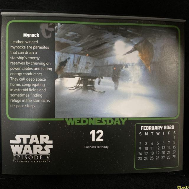 Calendar 2020-02-12す
