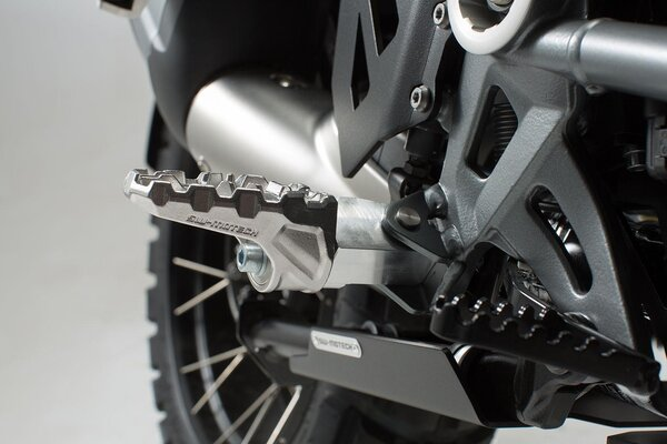 Kit de repose-pieds EVO Honda CRF1000L Africa Twin / Adv Sports (18-).