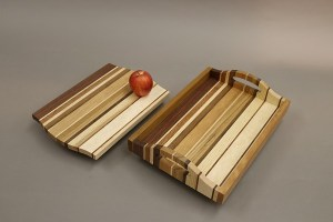 Serving Tray and Cutting Board