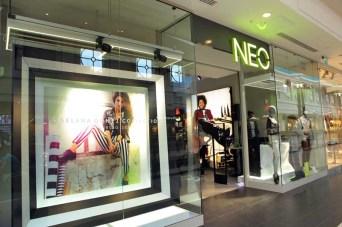 adidas NEO store opening Warsaw