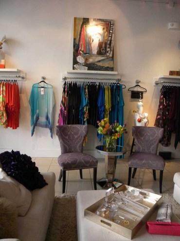 Abi Ferrin Flagship Store Opening