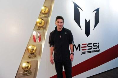 Leo Messi - adidas Shoot