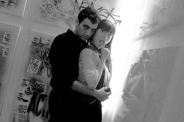 Adam Werner, Rachel Effendy