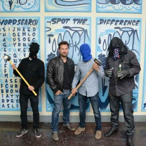 SIXTY HOTELS Presents: Artists in Occupation Featuring Graffiti Collective Smart Crew
