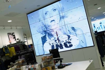 NEW YORK, NY - SEPTEMBER 10: A general view of atmosphere at the INC International Concepts Shop At Macy's Herald Square on September 10, 2015 in New York City. (Photo by Dimitrios Kambouris/Getty Images for Heidi Klum)