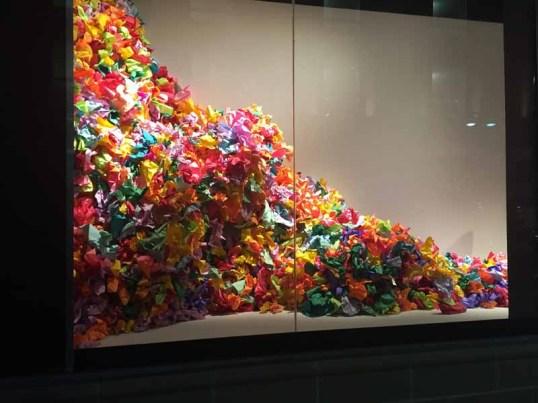 DALLAS - 4 March 2016 - Neiman Marcus Store Windows at Neiman Marcus Square in Downtown Dallas. (Photo by Mari Davis)