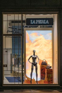 La Perla Liberation Windows Milan (3)