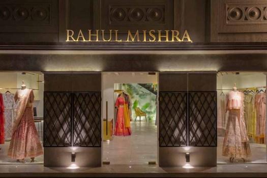 Rahul Mishra Mumbai Flagship (1)