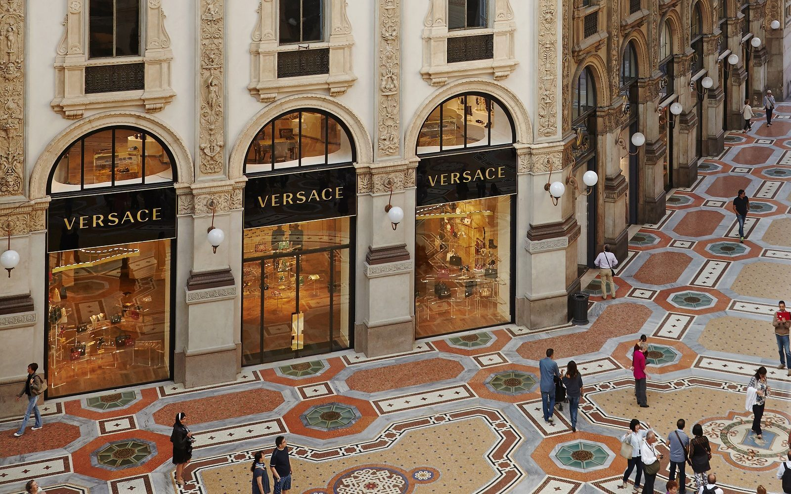 Versace Profits Grew By 55.5% During The Pandemic